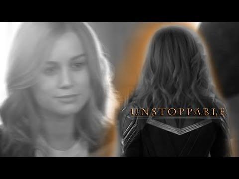 Carol Danvers (Captain Marvel) || Unstoppable