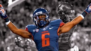 "Shun Brown ""Shifty Receiver"" Arizona Wildcats Highlights"