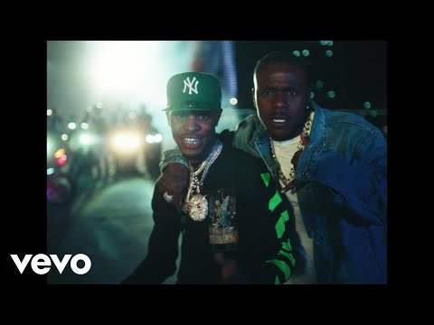 Toosii - shop (Official Video) ft. DaBaby