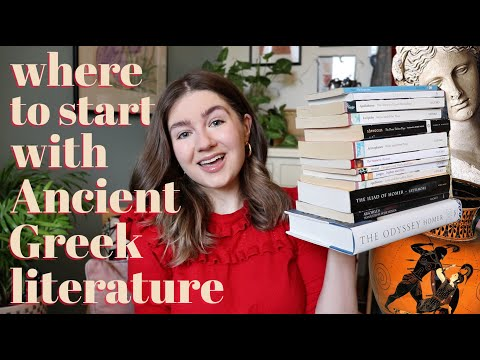Where to start with Ancient Greek literature according to an Ancient Historian [cc]