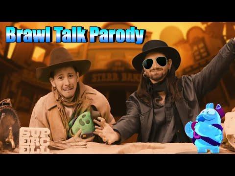 Brawl Talk Parody Season 6 Gold Arm Gang - April Brawl Talk Enhanced - Brawl Stars - Noygen