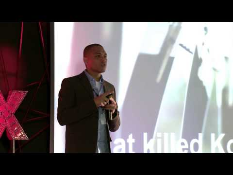 Technology is dead, long live technology: Stafford Masie at TEDxPretoria