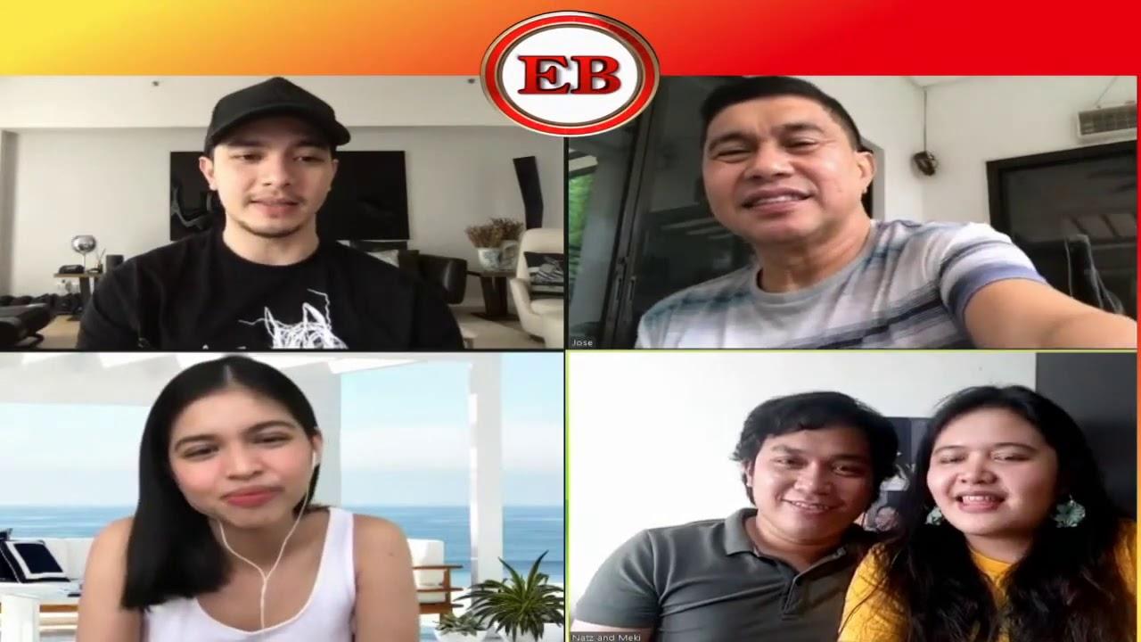Kumustahin Natin Meki and Natz, ang Kinasal na Couple noong ECQ  |   Eat Bulaga! | August 8, 2020