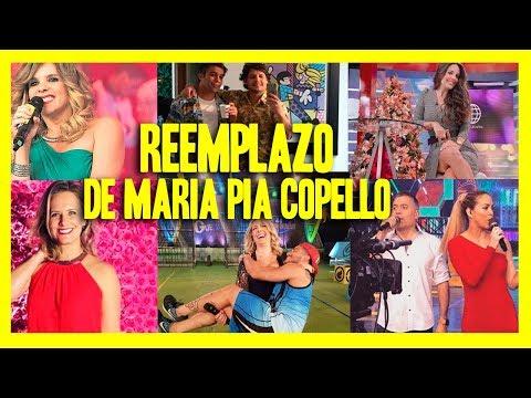 El reemplazo de Maria Pía Copello en Esto es Guerra 2019