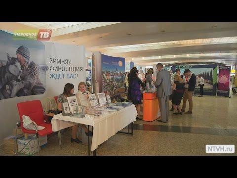 Видео — Кировск — центр туризма Мурманской области