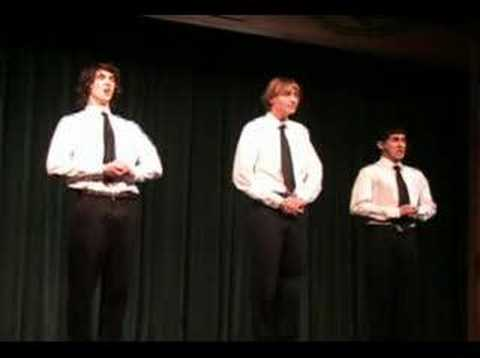 2007 BHS Talent Show - Bohemian Rhapsody