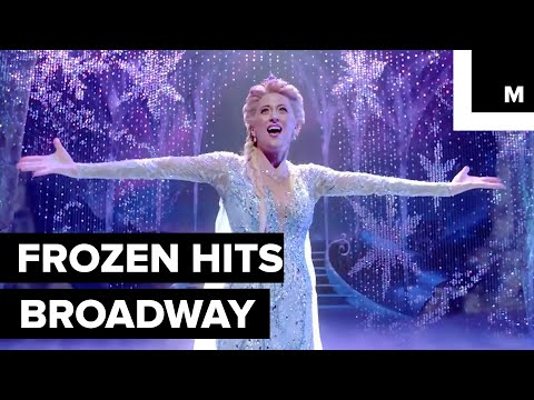 'Frozen' the Musical is Melting Hearts on Broadway