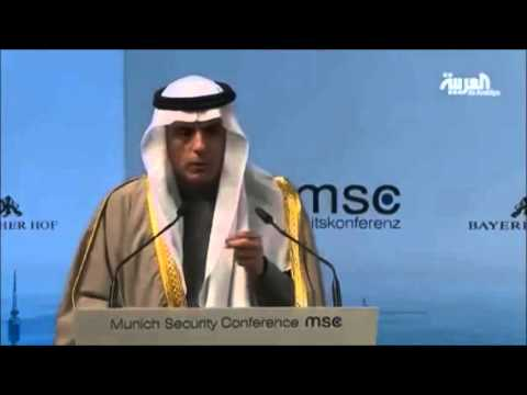 Brilliant Answers by Saudi Foreign Minister