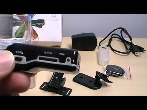 Mini DV Sports Helmet Bike Motorbike World's Smallest Video/Voice Camcorder review