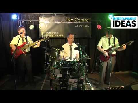 Wedding band omagh - No Control