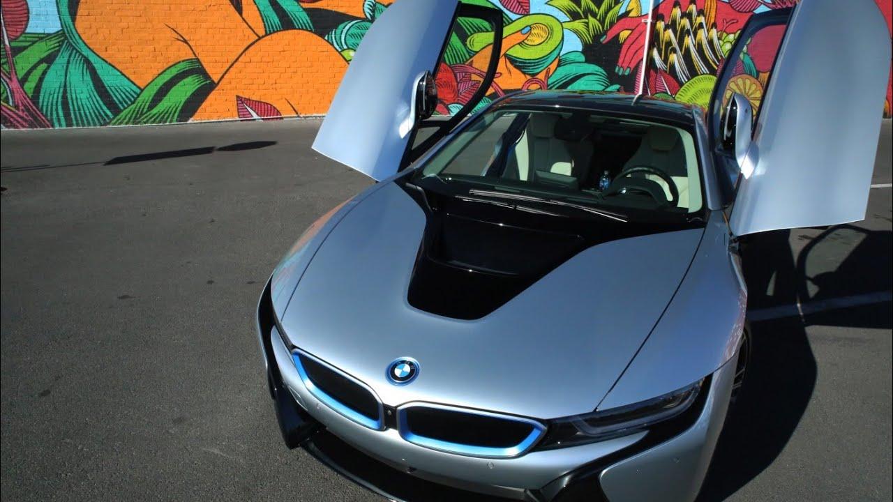 Bmw I8 Hybrid Supercar Youtube