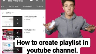 How to create playlist on youtube | Create playlist in your phone 2020 |
