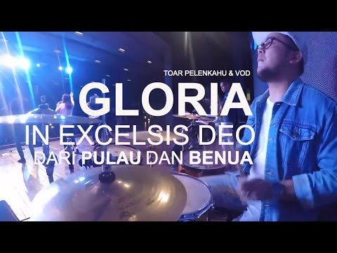 Gloria In Excelsis Deo (Dari Pulau dan Benua) Toar Pelenkahu with VOD