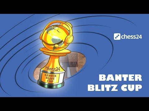 World Chess Champion Magnus Carlsen vs. GM Alan Pichot | Banter Blitz Cup