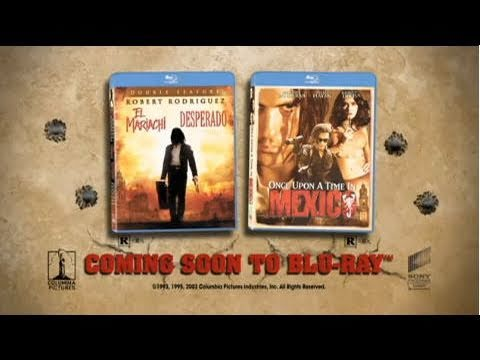 El Mariachi Trilogy Trailer