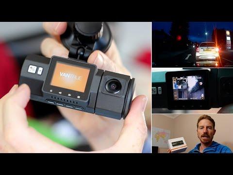 DASHCAM REVIEW - VanTrue OnDash N2 -with Footage And Demo