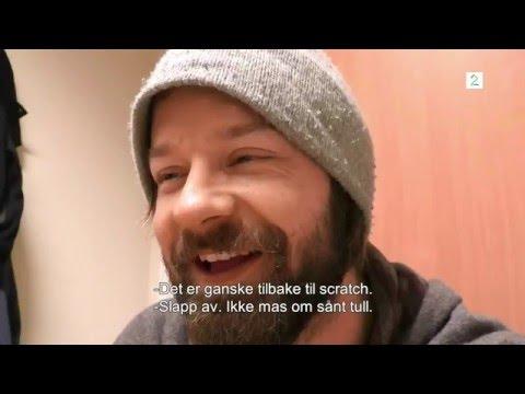 Petter Uteligger- Petter og Svein pakker til telttur