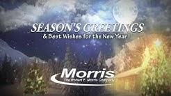 Holiday Card The Robert E. Morris Company