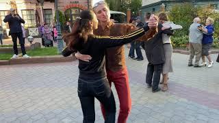 Мы Танцуем Снова ВАЛЬС! Осень не помеха!!!
