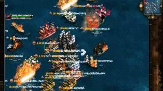 Undiendo barco 3 millones de vida seafight