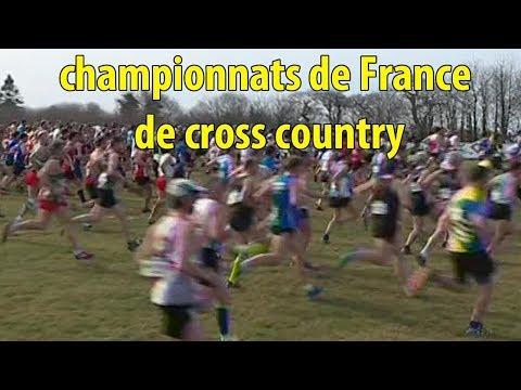 Plouay : championnats de France de cross country ce week-end - conseils