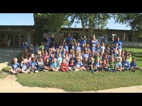 Elvehjem Elementary School Shout Out 9-25-15