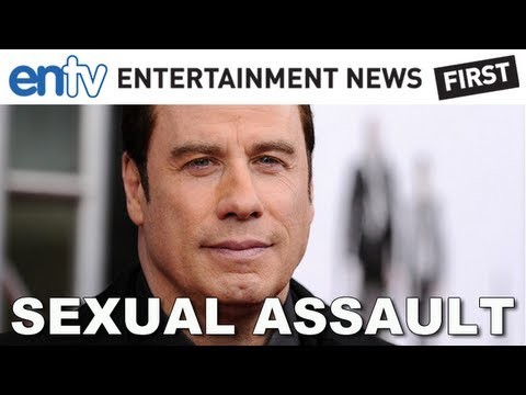 John Travolta Sued: Sexually Assaulting Masseur, $2 Million Lawsuit: ENTV