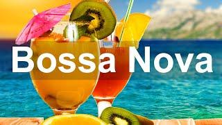 Happy Bossa Nova - Relax July Jazz and Bossa Nova Instrumental Music for Summer