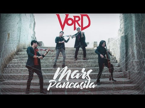 VORD Electric String Quartet - MARS PANCASILA