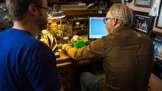 Inside Adam Savage