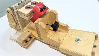 6 Amazing DIY Woodworking Tools You Must See | Do it yourself and do not waste money!