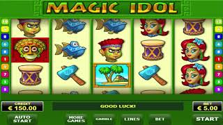 15 Bonus Spin On Magic Idol Slot Machine - Bax Bet Playing