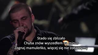 Basta - Wojna (Баста Война) Live Crocus Hall (PL)