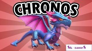 Открываем Хроноса в Легенды Драконо Мании. Dragon Mania Legends Unlock Chronos часть 2