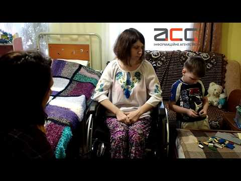 Інформаційне Агентство АСС: Бажання ростити дітей надихає Ольгу Лапку боротись