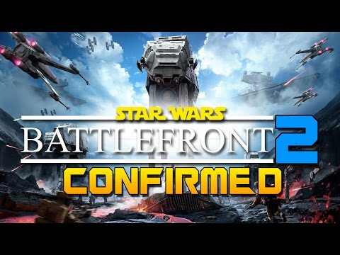 STAR WARS BATTLEFRONT 2 CONFIRMED! Battlefront a Success?!? #2 B!$@h Please Podcast #2 (Remastered)