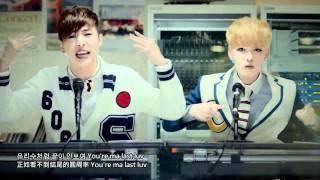 [HD]BANG&ZELO - Never Give Up(中韓字幕)