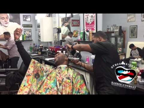 Why Barbers Hate Cutting Clients Who Are On Their Cell Phone💈📱😡
