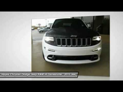 2015 jeep grand cherokee gainesville ga g731004a youtube. Black Bedroom Furniture Sets. Home Design Ideas