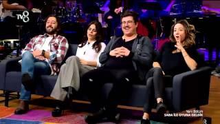 Cansu Kurtçu ve Fettah Can'ın Kavgası | Saba ile Oyuna Geldik | Sezon 2 Bölüm 3 | 13 Ocak Çarşamba