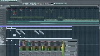 Eminem feat. Lil Wayne No Love INSTRUMENTAL OFFICIAL Remake ( flp download )