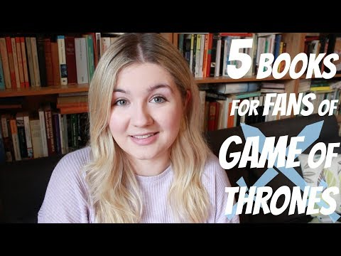 5 Must Read Books For GAME OF THRONES Fans | #BookBreak