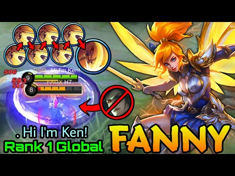 Fanny Insane Tornado Cables Kills! - Top 1 Global Fanny by .