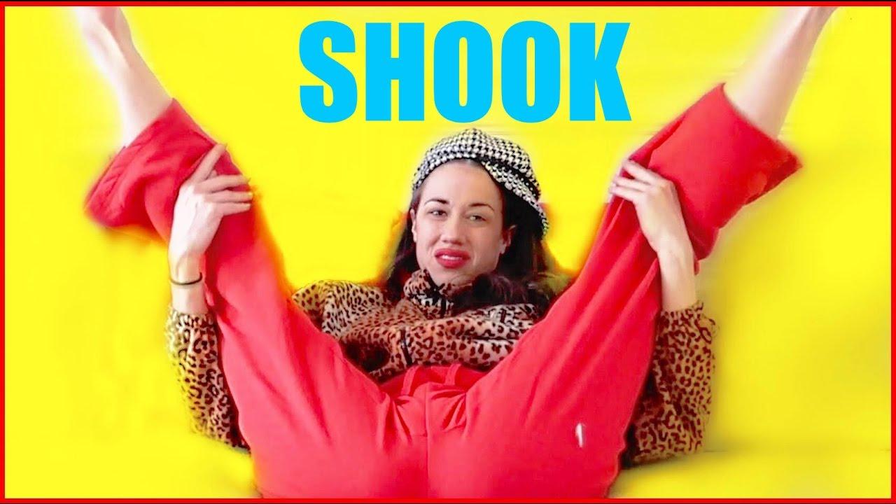 "Download ""SHOOK"" - Original song by Miranda Sings"