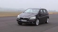 BMW 218i Active Tourer: Was kann der Dreizylinder? - Die Tester | auto motor und sport