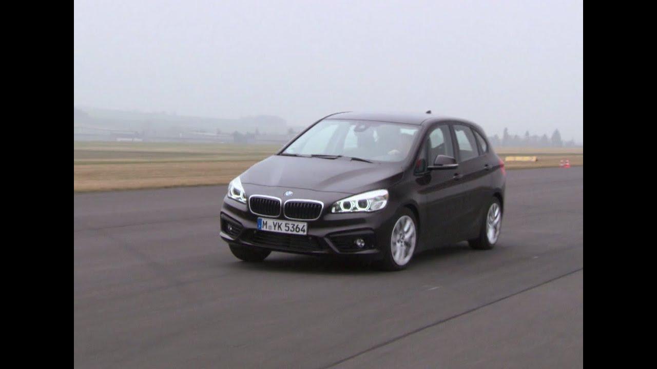 BMW 218i Active Tourer: Was kann der Dreizylinder? - Die Tester ...