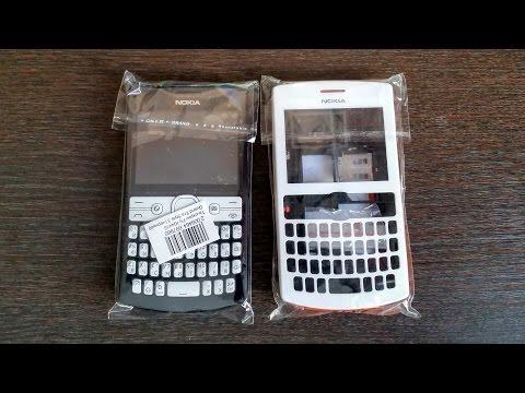 Nokia Asha 205 RM-862 Замена корпуса