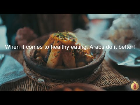 8 Arab best practices for healthy eating