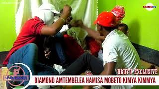 DIAMOND ABAMBWA KWA HAMISA MOBETO