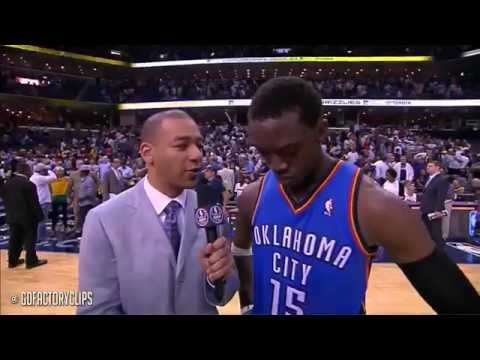 Reggie Jackson Full Highlights at Grizzlies 2014 Playoffs West R1G4 - 32 Pts, 9 Reb